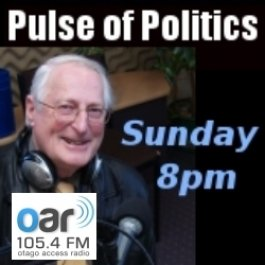 Pulse of Politics with Neale McMillan
