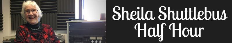 Sheila Shuttlebus Half Hour (Series 4)